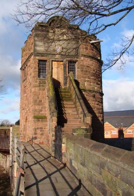 chester walls walk chester walking tours